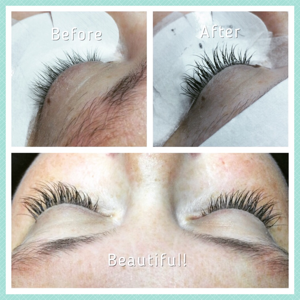 Eyelash Extensions And Tinting Dolce Spa Surrey Bc